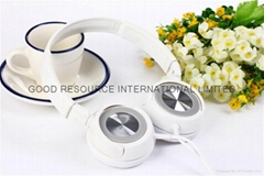 Stereo Headphone without Microphone for PC,Mp3,Mp4
