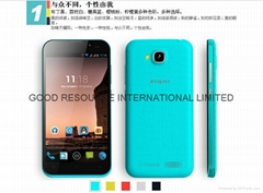 ZOPO ZP700 MTK6582 Quad Core Phone 5mp 1GB RAM 4GB ROM Android 4.2