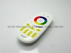 2.4G 4-Zone RGBW Controller Led Controller Wireless RF Remote Controller