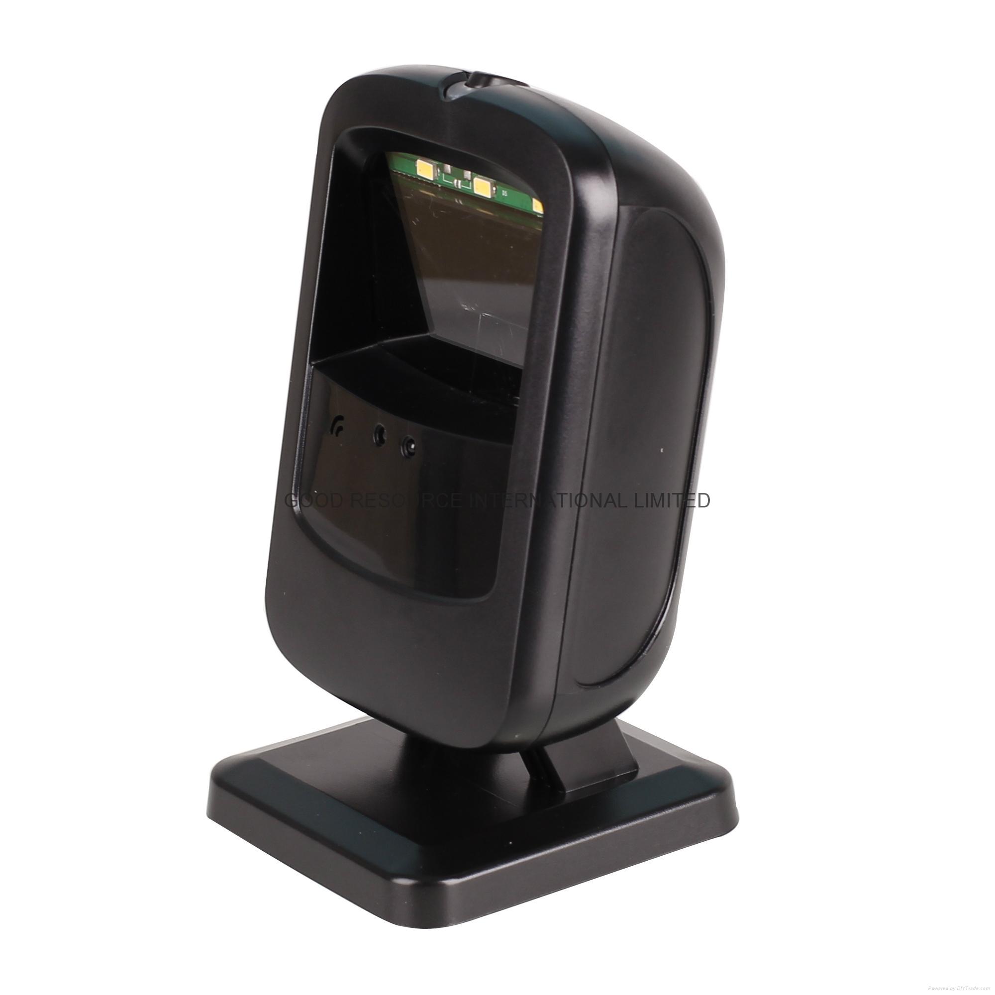 一二維掃描槍 帶USB 線 4