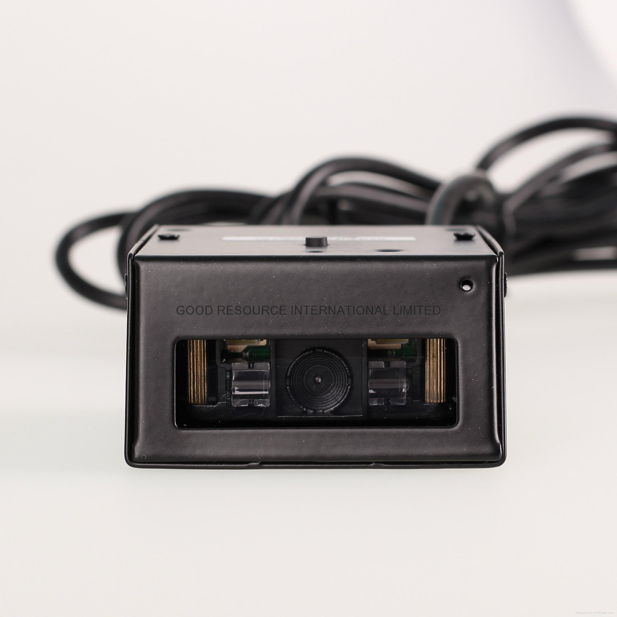 一二維掃描槍 帶USB 線 1