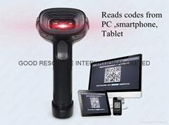 Handheld 2d barcode reader for PDF 417 DA TRMAX
