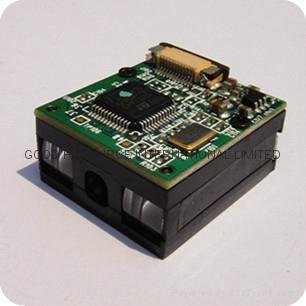 2D二维码扫描模块 嵌入式影像条码扫描器 二维条码扫描模组 1