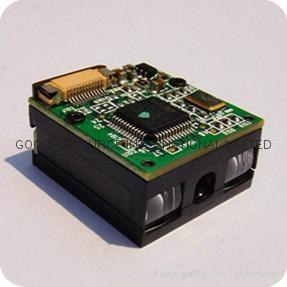 High Speed Kiosk Micro 2D barcode scanner reader module 4