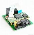 High Speed Kiosk Micro 2D barcode scanner reader module 6