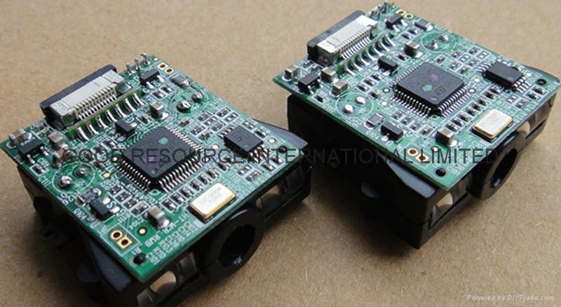 2D二維掃描頭/二維條碼槍掃描引擎/2D條碼槍掃描模塊/二維槍 1