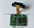 Factory supply USB RS232 RJ45 interface 2d Barcode Scanner Engine module