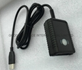 screen scanning portable pocket size cable wire fixed mount 2d Barcode Scanner