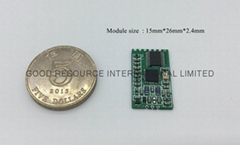 13.56MHz IC card reader