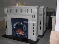 欧式大理石壁炉Europe marble fireplace