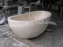 石材浴缸marble and granite tub
