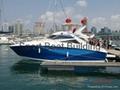HT350 Luxury Yacht