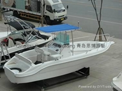 HY23D  Center Console Fishing Boat