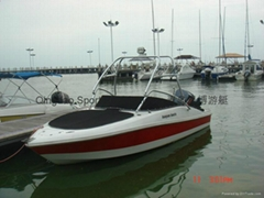 585玻璃钢游艇