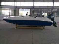 550釣魚艇