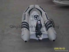RIB-520A Rigid inflatable Boat