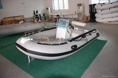 RIB-350 Rigid Inflatable Boat