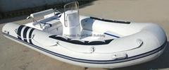 RIB Boat 470