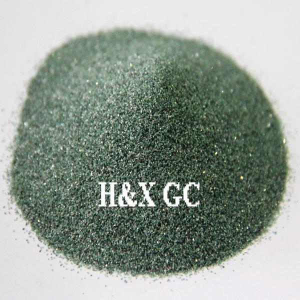 green silicon carbide (refractory, ceramic material) 1