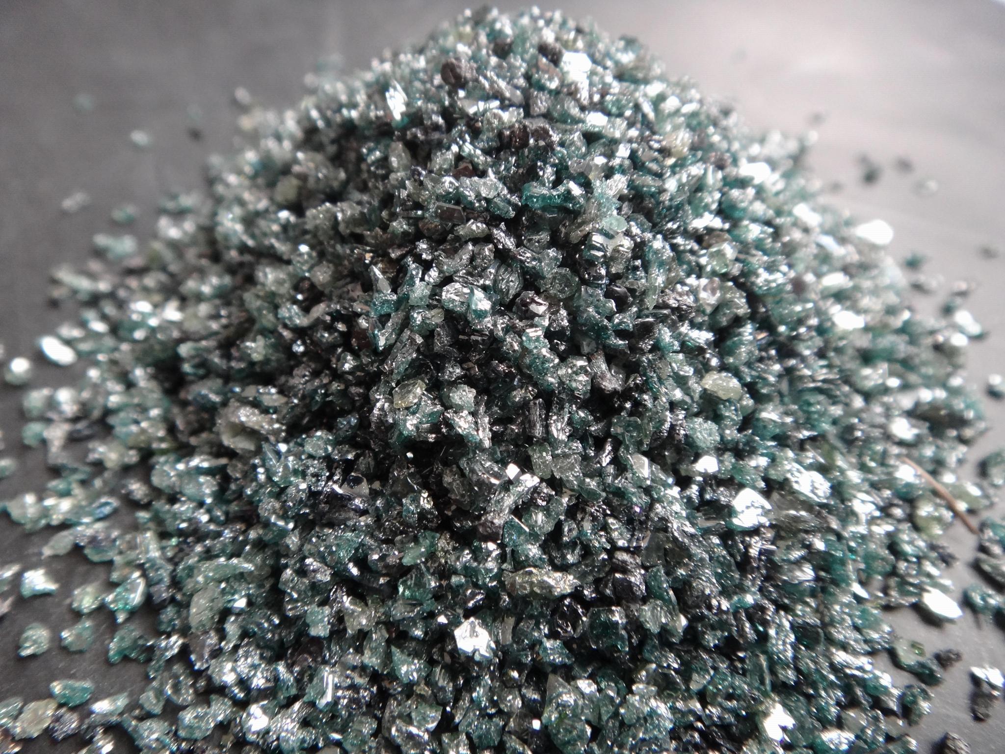 绿碳化硅 4