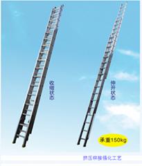 宝源厂家直销焊接铝合金梯