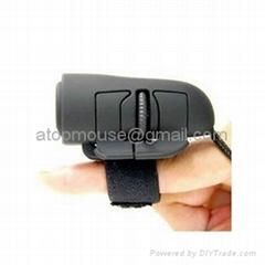 有线手指鼠标指环鼠标懒人鼠标
