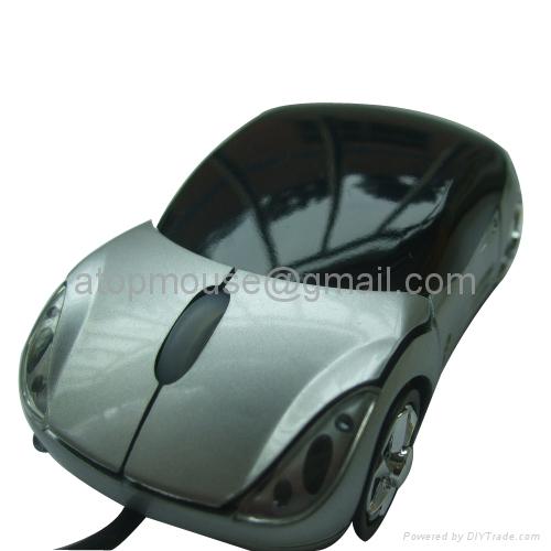 法拉利汽车鼠标 3