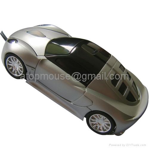 丰田汽车鼠标 2