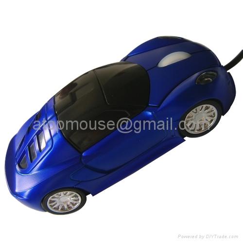 丰田汽车鼠标 3