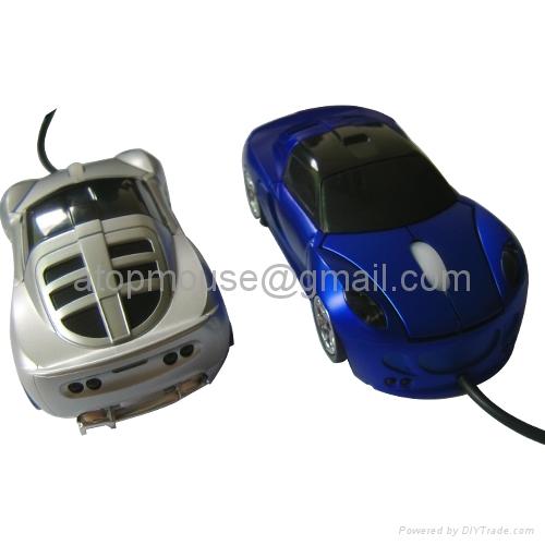丰田汽车鼠标 1