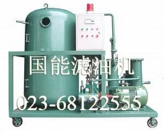CXYJ油系統高壓沖洗濾油機