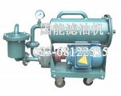 國能GDL手提式過濾加油機