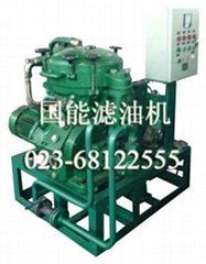 GYD離心式濾油機