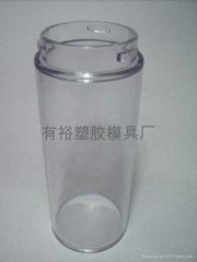 PMMA transparent acrylic first do model, clear products, translucent, products