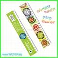 PVC ruler  pantograph measure Ruler pull