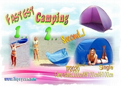 camping tent Fast tent