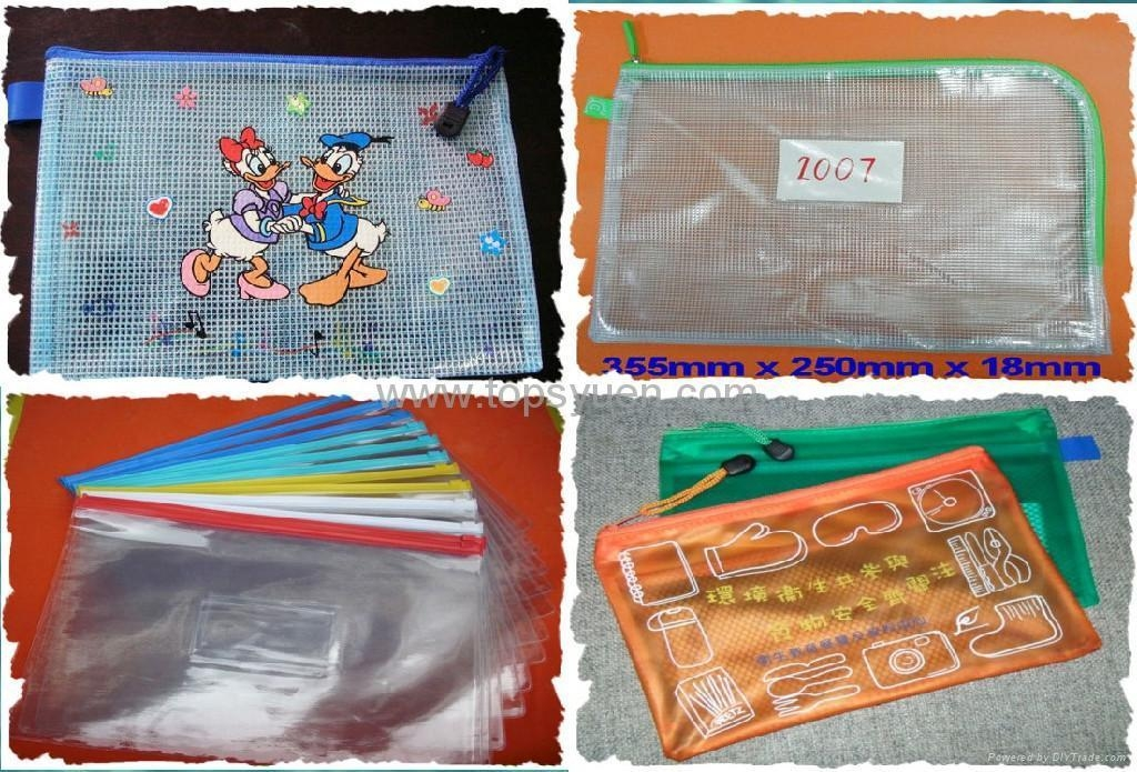 PVC ZIPPER BAG 5