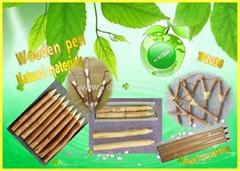 Advertising Pen Advertising pen. Environmental Bamboo Pen Pen Pen mosaic