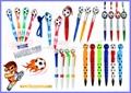 广告笔 触控笔 足球笔 三角笔
