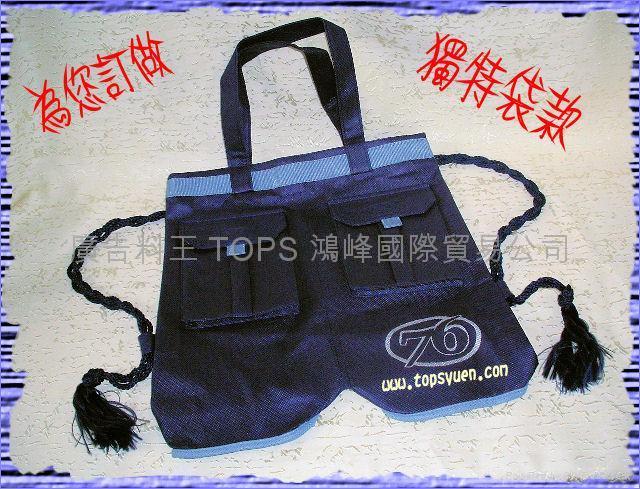 無紡袋 不織布袋 環保袋   3