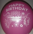 Balloon  Rubber Balloon  12