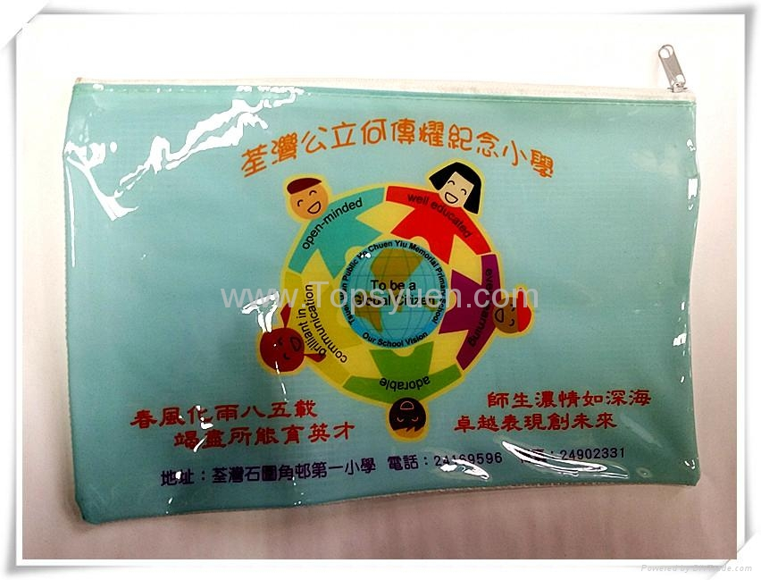PVC ZIPPER BAG 11