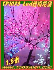 LED灯桃花树 串灯饰
