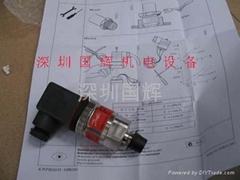 KP36壓力開關與壓力傳感器