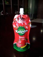 番茄酱自立袋