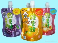 150g果凍自立袋