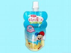 酸奶自立袋
