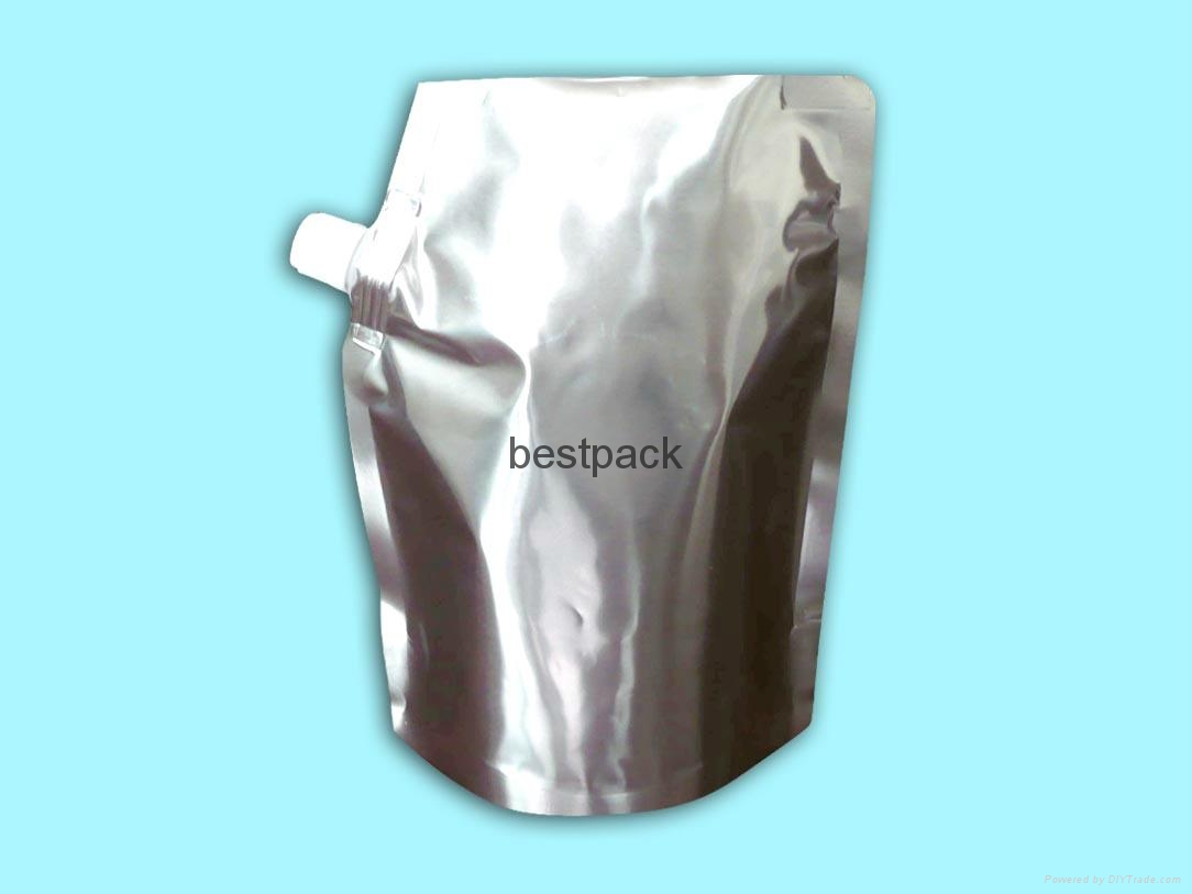 spout pouch for fruit jam 1