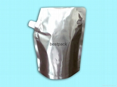 spout pouch for fruit ja