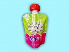 100g酸奶自立袋